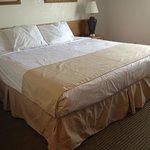 King Standard Room Bed