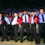 """PacRep's """"The Full Monty"""" at the Golden Bough Playhouse became an instant hit"""