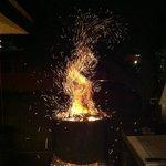 orquideas grill
