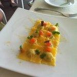 handmade ravioli :)