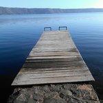 San Simian dock