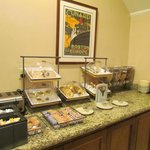 Enjoy our complimentary HomeTouch™ breakfast buffet