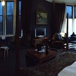 panoramic view of the Robert Mondavi room