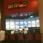 Lobby sushi bar, never went