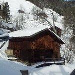 im Skigebiet von Mürren