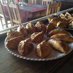 empanadas argentinas en Huatulco