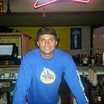 Dustin-Worlds BEST bartender. Thanks for making me a porn star (shot)