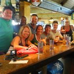 Superbowl Sunday at Kalapaki Joe's Poipu...GREAT time!!