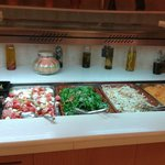 some of the salads