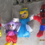 Home business of Piñata making!