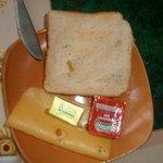 beschimmelde toast II