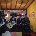 Las Mariachis en Calexico