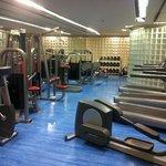 para manter a forma, um bom gym