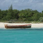 private beach are off of Maroma Beach nude cruise