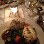 yummy lobster w melter butter