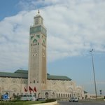 Casablanca  Mosquee Hassan ll
