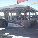The Deck Top Tiki Bar