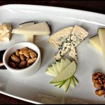 Assorted Cheese Plate - Nine - Ten Restaurant