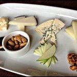 Assorted Cheese Plate - Nine - Ten Restaurant