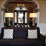 Hotel / Lobby sitting area
