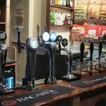 Wapping Beer on Tap