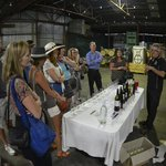 Tasting at Seville Hill Winery