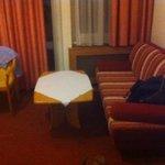 CCA Hotel Pension Delta Foto