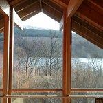 View from mezzanine