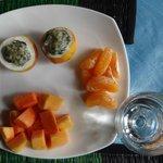 Fruit starter - Breakfast