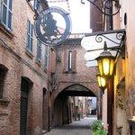 Viale delle volte, ristorante Il Mandolino, Ferrara