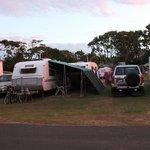 Camping at Bagara