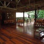 Lodge meeting area