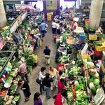 Chacao market - just a minute away and well worth a visit