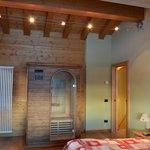Jr Suite con sauna