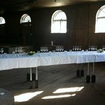 Champagne tasting in the old mill museum