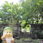 Nan Madol Temple - Entrance
