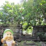 Nan Madol Temple - Entrance