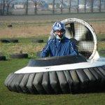 One man hovercraft - Brilliant Fun at Flo-Ridaz