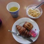 gratis ontbijt