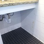 Nice and clean tile - check out the grout job!