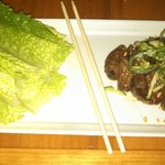 Atomic Beef Lettuce Cups...if you like spicy Asian food this is a must try!!!: