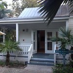 The Royal Poinciana 2 bedroom cottage we stayed in