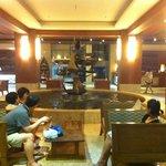 lobby..