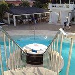 VIP Pool - upper level