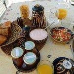 breakfast...just to start