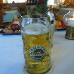 Hofbrauhaus-Keller Foto