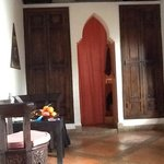 The Malika room
