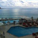 Beautiful Ocean View From Room