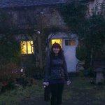 me at the ancient ram inn
