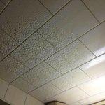 evil ceiling!